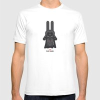 Sr. Trolo / Darth Vader Mens Fitted Tee White SMALL