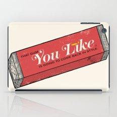 That Gum You Like Is Goi… iPad Case
