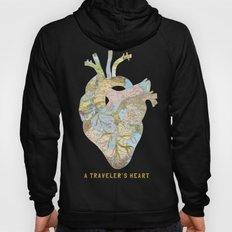 A Traveler's Heart Hoody