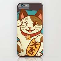 Lucky Cat iPhone 6 Slim Case