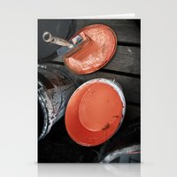 Urban Tools - Paint Brus… Stationery Cards