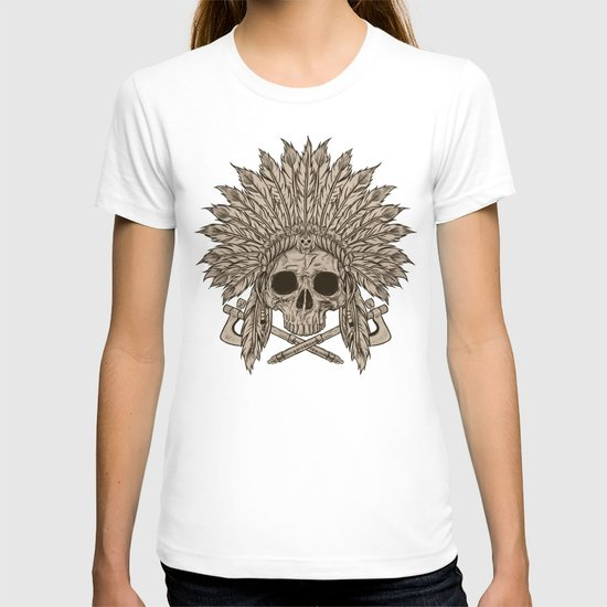 The Dead Chief T-shirt