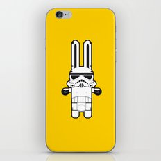 Sr. Trolo / Stormtropper Yellow iPhone & iPod Skin