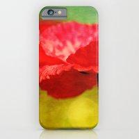 Adorable Poppies... iPhone 6 Slim Case