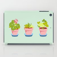 Succulent #2 iPad Case