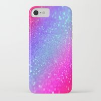 glitter iPhone & iPod Cases featuring glitter by haroulita