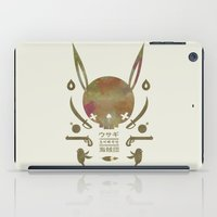 토끼해적단 TOKKI PIRATES iPad Case