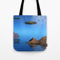 It's A Great Day For Fly… Tote Bag