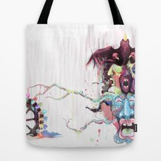 Cuckoo's Nested Fear Tote Bag
