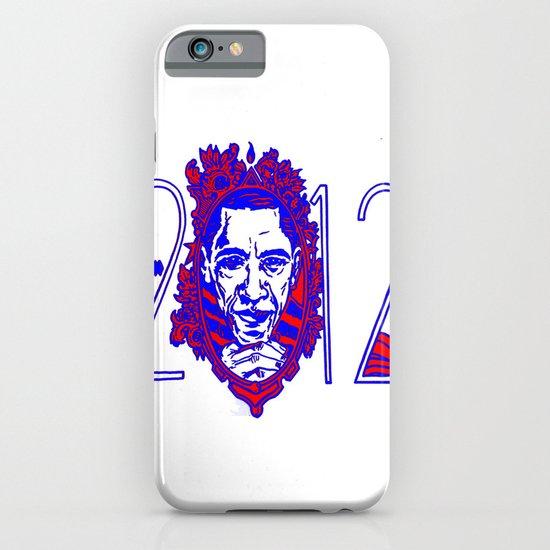 OBAMA 2012 iPhone & iPod Case
