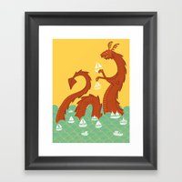 It's A Good Day To Be A … Framed Art Print