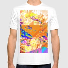 Air Dragon 2 Mens Fitted Tee White SMALL
