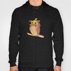 the nice owl Hoody