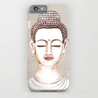 iPhone & iPod Case featuring Buddha Concentrate by Vanya