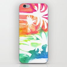 An injection of summer iPhone & iPod Skin