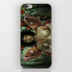 The Pomegranate iPhone & iPod Skin