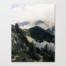 Eunice Lake Canvas Print