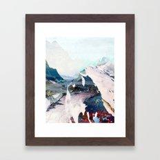 Untitled 20131108w (Landscape) Framed Art Print