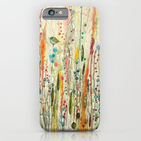 iPhone Cases featuring liberté by sylvie demers