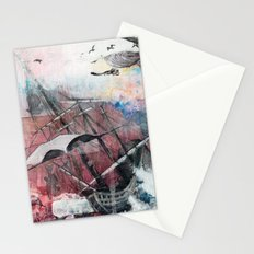 Graceful Attempt Stationery Cards