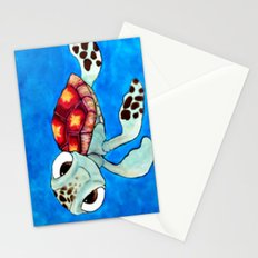 Squirt From Finding Nemo Stationery Cards