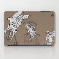 Steam Punk Pets iPad Case