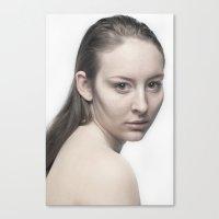 Vanessa Canvas Print
