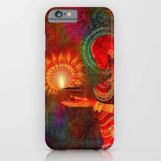 Festival of Lights iPhone & iPod Case