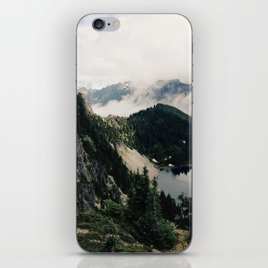 Eunice Lake iPhone & iPod Skin