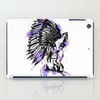fox spirt  iPad Case