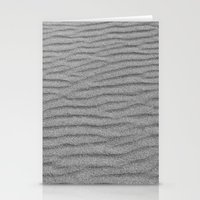 Sand Ripples Stationery Cards