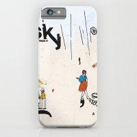 iPhone & iPod Case featuring Sky by canefantasma