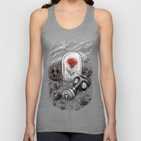 The Last Flower On Earth Unisex Tank Top