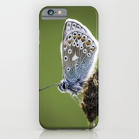 iPhone & iPod Case featuring Common Blue Butterfly 2 by David P Hunter