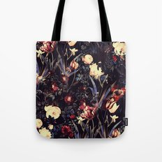 Night Forest VI Tote Bag