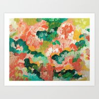 Abstract 83 Art Print