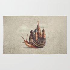 The Snail's Daydream Rug