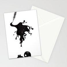 Inkblot Stationery Cards