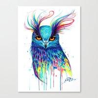 -Aurora- Canvas Print