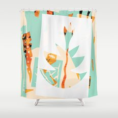 !~º Shower Curtain