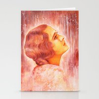 Heading For A Fall (Vint… Stationery Cards