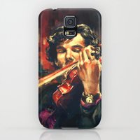 Galaxy S5 Cases featuring Virtuoso by Alice X. Zhang