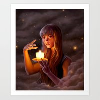 Dreamlight Art Print