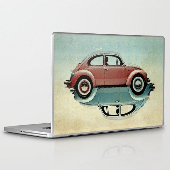 vw  ying and yang Laptop & iPad Skin