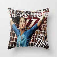 All We Need Is Hope (Sol… Throw Pillow