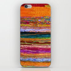 Indian Colors iPhone & iPod Skin