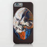 iPhone & iPod Case featuring The Pharoah's Horses by Christopher Chouinard