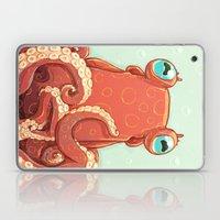 Goldie the Octopus Laptop & iPad Skin