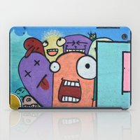 Graffiti Guys iPad Case