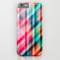 Colorful Geometric Pattern iPhone 6s Slim Case